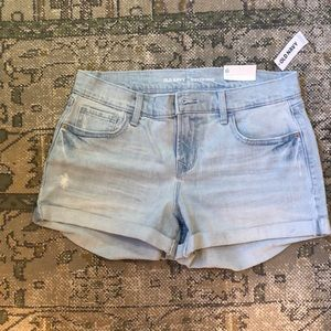 Women's Old Navy Light Jean Shorts